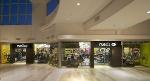 rue21 opens first of rueGuy store