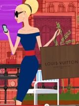 Louis Vuitton signs Jordi Labanda for mobile app campaign