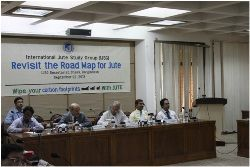 """IJSG conducts workshop on """"Revisit the Roadmap for Jute"""""""