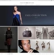 Fashion brand Halston launches online flagship store