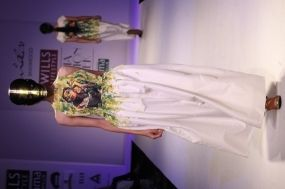 Nida brings to life grandeur of Indian cinema at WIFW