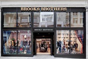 Brooks Brothers opens its second largest US store