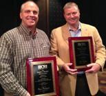 Two CRI members jointly bag Smrekar award