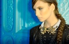 Roberto Cavalli debuts new line via photographic sequences