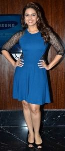 Actress Huma Qureshi dons French Connection dress
