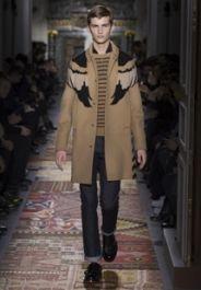 Valentino launches men's 2014 F/W collection