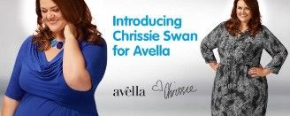 Woolworths offers 'The Chrissie Swan Avella collection'
