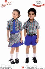 Mafatlal debuts eco-friendly designer school uniforms