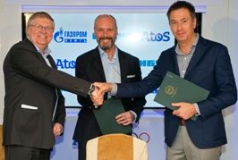 Atos to provide IT services to Gazprom Neft & Sibur