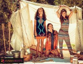 Fusion Beats debuts ethnic wear SS14 Collection 'Gypsies'
