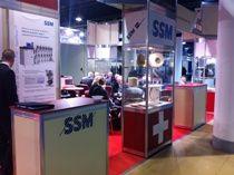 SSM partakes in Techtextil Russia, Textile Asia & Exintex