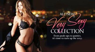 Victoria's Secret Angels sizzle in Very Sexy line campaign