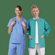 Superior Uniform Group develops innovative fabric scrubs