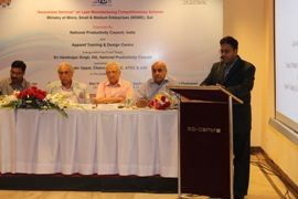 ATDC Lean Manufacturing Seminar sees top industry speakers
