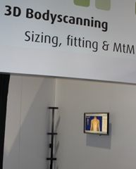 Human Solutions develops bodyscanner with 3D depth sensors