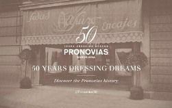 Spanish bridalwear firm celebrates 50th anniversary