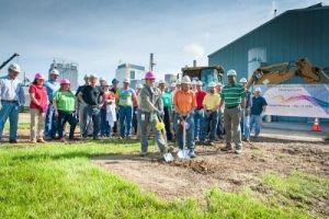FMC breaks ground on blending operations at Delaware site