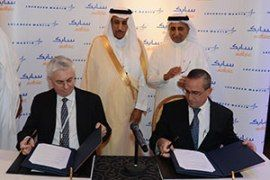 Sabic & Lockheed sign MOU on carbon nanostructure material
