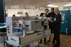 LOPEC sees Coatema laboratory coating line 'Test Solution'