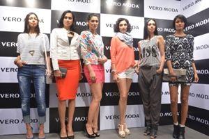 Nargis Fakhri launches new Vero Moda fashion store