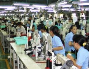 Cambodian garment & textile exports grow 8.98% in Q1 2014