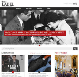 Louis Philippe re-launches 'The Label' with renewed focus
