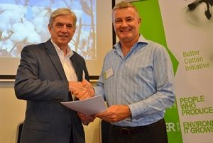 Cotton Australia signs deal with Better Cotton Initiative