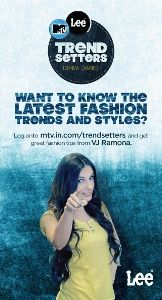 Lee Jeans & MTV join for fashion style web fiction show