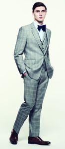 Apparel brand Debenhams three piece suits sale soar 44%