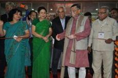 Indian Textile Minister inaugurates IIGF 2014