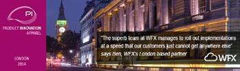 WFX sponsors Product Innovation Apparel event in London
