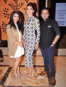 Duo Sonam & Paras Modi to show off vibrant line at LFW W/F