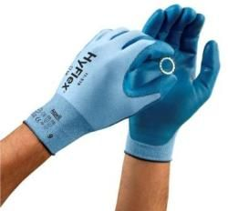 Stihl picks Dyneema for cut resistant hyflex safety gloves