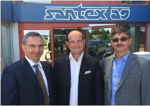 Marco Tecchio takes over as Santex Group's new CEO