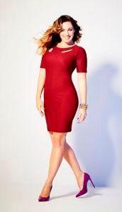 N Brown's Simply Be taps model Kelly Brook for elite line
