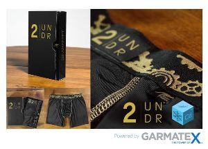 2UNDR to use Garmatex CoolSkin fabric in Gearshift briefs