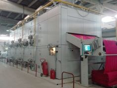 Matesa Tekstil installs Bruckner relaxation dryer
