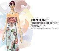 Pantone unveils Spring 2015 Fashion Color Report