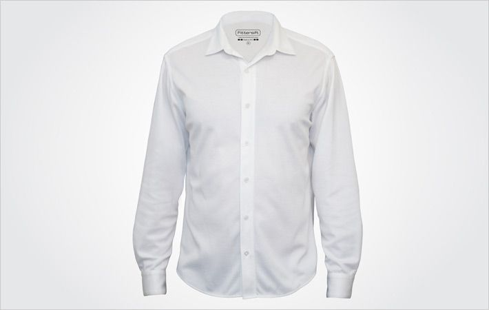 Shirt from Fittersift uses responsive textile technology