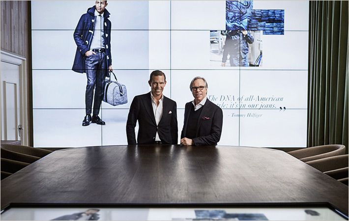 Tommy Hilfiger launches innovative digital sales showroom