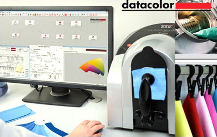 Datacolor unveils MATCH TEXTILE 2.0 colour match software