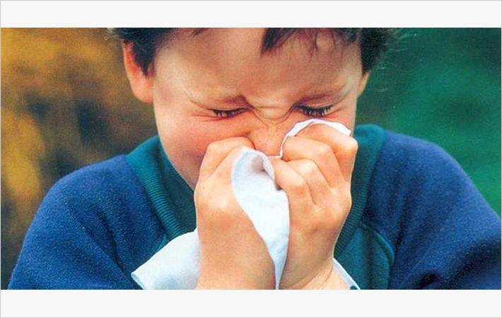 Anti-microbial fibre to help fight asthma