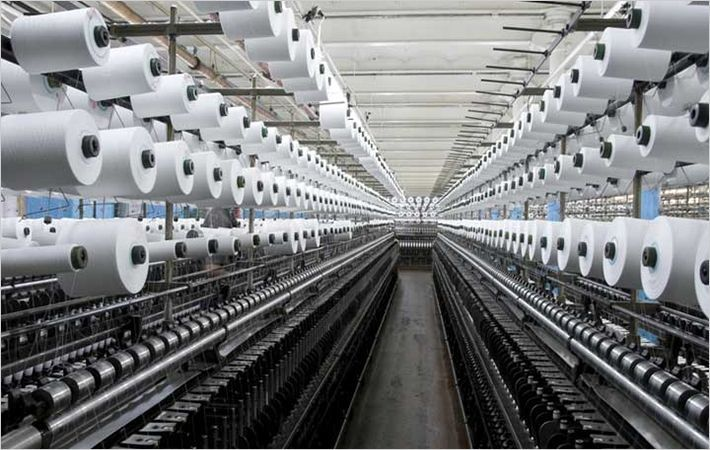 New textile machinery deliveries marginally down in 2014