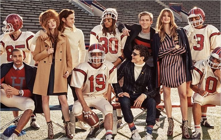 Tommy Hilfiger announces new ad campaign