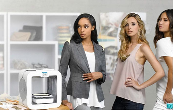 3D Systems launches new fashion application Fabricate