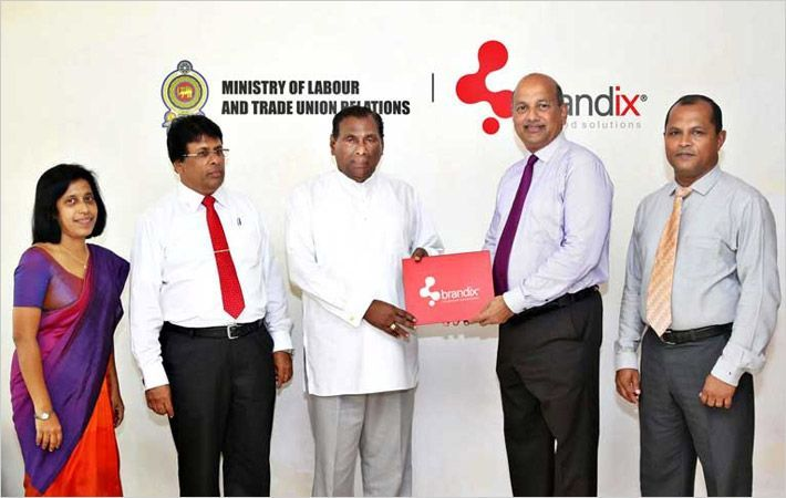 Brandix to sponsor Sri Lanka's safety & health program