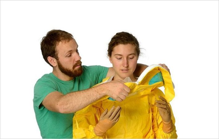 DuPont to unveil garment & help protect people from Ebola