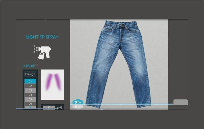 Jeanologia removes PP Spray from denim production