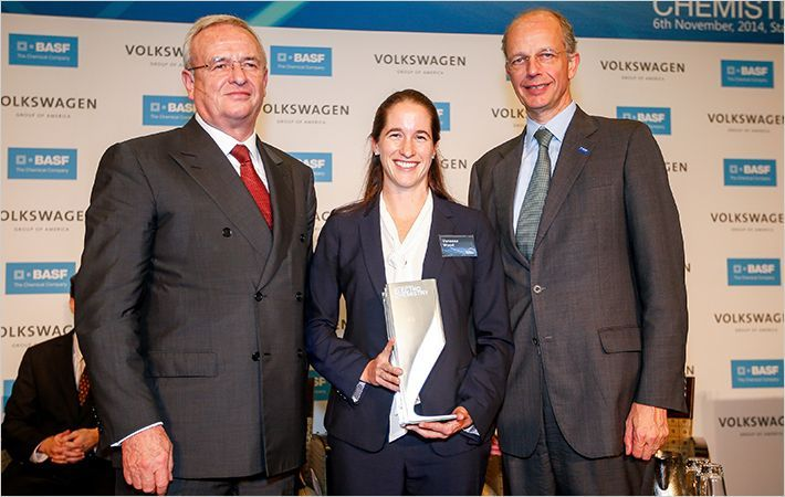 BASF picks German sustainability award