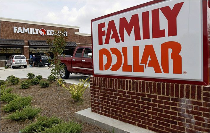 Family Dollar CEO Howard Levine to step down